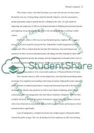 corporate culture on the example of aig essay example topics and  corporate culture on the example of aig essay example
