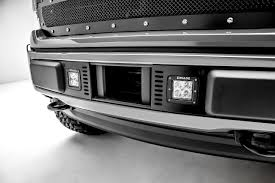 Bumper Light Bar Zroadz Lower Bumper Mounting Kit 2018 F 150 W 2 3 Inch Led Light Bar And Wire Harness