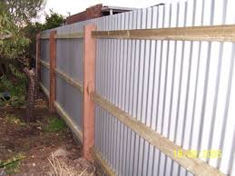 corrugated metal fence. 60 Best Fence Images On Pinterest Corrugated Metal Fencing Panels C