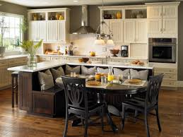 Eat In Kitchen Furniture Eat In Kitchen Furniture Red Painted Wood Bar Stools L Shaped