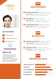 Latest Resume Templates 2016 Best of 24 Awesome Resume Templates 2416 Get Employed Today