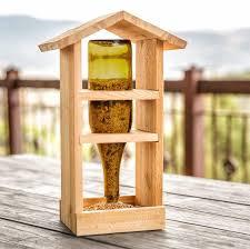 diy wooden bird feeder inspirational 409 best bird feeders images on of diy wooden bird