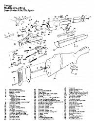 Urban armory north america s premier firearms broker rh urban armory savage model 24 parts diagram savage model 99 rifle parts
