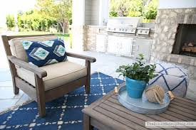 pottery barn outdoor rugs