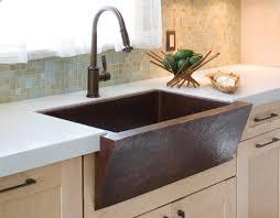 gvines relief copper a kitchen sink