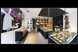 Architecture Inviting Bakery Interior Design With Unique Ideas
