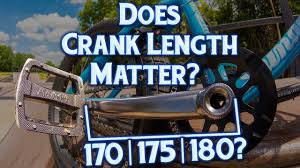 Does Bicycle Crank Length Matter Explained
