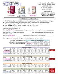Cataract Eye Drop Chart Cataract Eye Drop Chart Printable