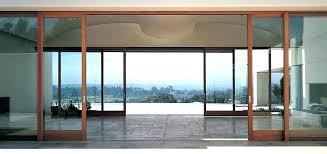 pella sliding doors s idea sliding patio doors or 4 panel sliding glass door decor with