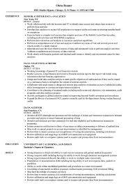 Data Auditor Resume Samples Velvet Jobs
