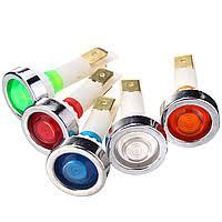 Потребительские товары Лампа приборная в Украине Сравнить цены  12v 10mm led Индикатор Лампа Контрольная лампа панели приборной панели приборной панели