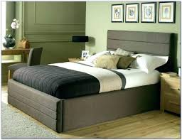California King Size Bed Frame Cal King Wood Bed Frame Double Bed ...