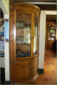 wood curio cabinet with glass doors wooden oak curio cabinet in the corner with glass doors wood curio cabinet with glass doors