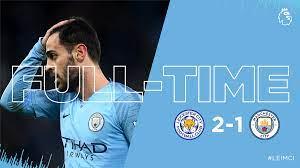 DOWNLOAD: Leicester City vs Manchester City 2-1 – Highlights - Naijasureguys