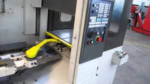 machining center pallet. fanuc robodrill t21idl-pc2 cnc vertical machining center w pallet changer - youtube n