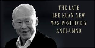 Image result for Lee Kuan Yew on the Malays