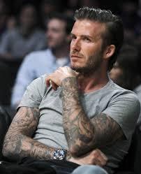 значение и фото татуировок девида бекхема