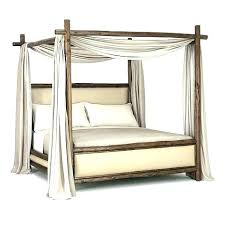 Farmhouse Canopy Bed Style – amers