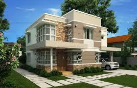 MODERN HOUSE DESIGN SERIES: MHD-2012006