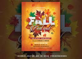 Fall Festival Flier 14 Beautiful Fall Festival Harvest Festival Church Flyers