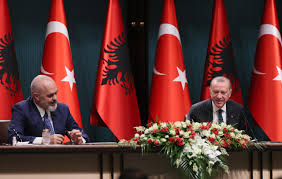 Erdogan Says They Agreed with Rama on the Danger Posed by the Gulen Movement - Exit - Explaining Albania