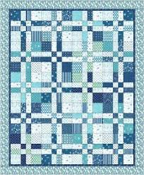Moda Bake Shop: Landlocked Sea Lover's Quilt disappearing four ... & Moda Bake Shop: Landlocked Sea Lover's Quilt disappearing four patch    Sewing, knitting and the such   Pinterest   Patches, Moda and Shopping Adamdwight.com