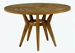 60 inch round patio table set outdoor rustic dining cover