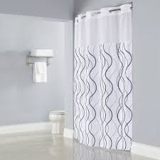 kohler shower curtain rod straight curved rods all images wall mount purple curtains with l shaped