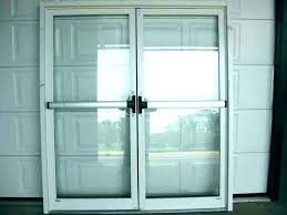 cost to replace patio door glass replacement cost fabulous fire doors with glass