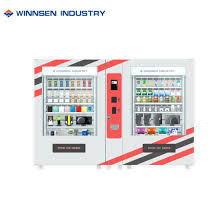 Smart Vending Machine Malaysia Simple China Coin Operated Pharmacy Candy Food Reverse Smart Cigarette