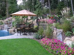 pool designs and landscaping. Pool Landscaping Design Designs And I