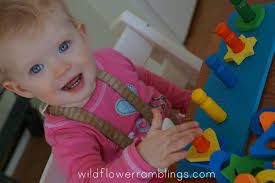 21 activities for one year olds #baby play - Wildflower Ramblings