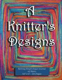 Bol Com Knitting Graph Paper Journal 4 T S Publishing