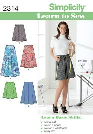 Simplicity Skirt Patterns Interesting 48 Simplicity Pattern Misses Skirts