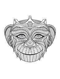 Fresh Mandala Animal Coloring Pages Design Printable Coloring Sheet