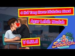 The main storyline starts in this walkthrough. 4 Hal Yang Harus Dilakukan Diawal Game Summertime Saga Indonesia Android V 0 18 6 Youtube