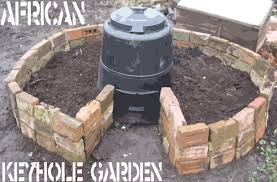 Small Picture African keyhole garden Permanent Culture Now