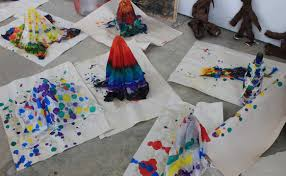academic programs of study university art therapy