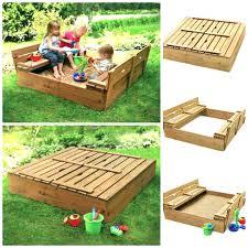 badger basket sandbox sandbox with bench wooden sandbox with benches badger basket covered convertible cedar sandbox