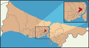 Image result for kağıthane haritası