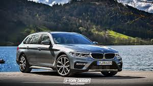 BMW 5 Series bmw 5 series touring xdrive : 2017 BMW 5 Series Cross Touring Rendering is an A6 allroad ...