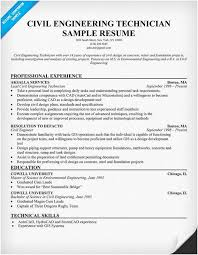 Sample Engineer Resume For Professional Resumes And