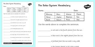 Vocab Building Worksheets Art Vocabulary Worksheets First Grade Building Lesson Plan
