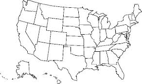 Free United States Map Printable Magicfantasy Info