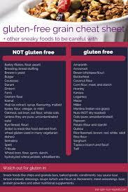 How To Follow A Healthy Gluten Free Diet Gluten Free