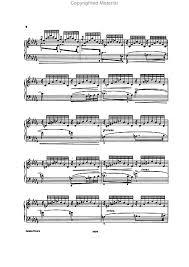 chopin spring waltz sheet music sheet music rustle of spring piano solo