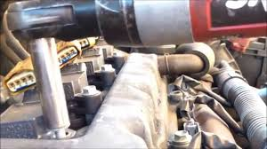 DIY How to replace install valve cover gasket Toyota Matrix ...