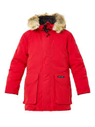 Lyst - Canada Goose Ontario Parka in Red for Men
