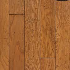 Rustic Wood Flooring Bruce Cliffton Rustic Oak Honey Engineered Click Hardwood Flooring