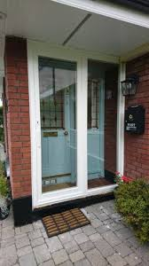 front porch double glazed sliding door